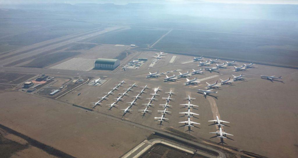 Foto del aeropuerto de Teruel
